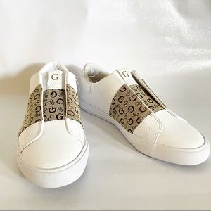 Guess sneakers slip on shoes